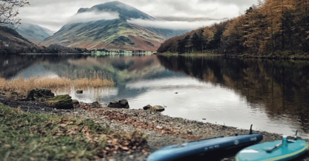 Buttermere SUP